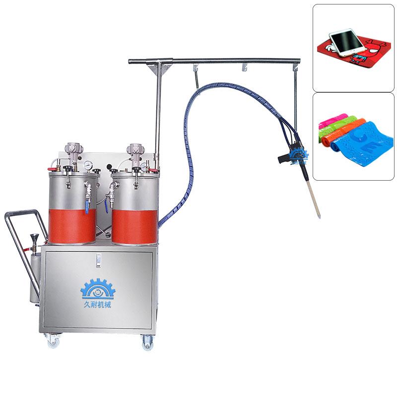 PU凝胶灌胶机_凝胶垫生产设备_GEL灌胶生产设备