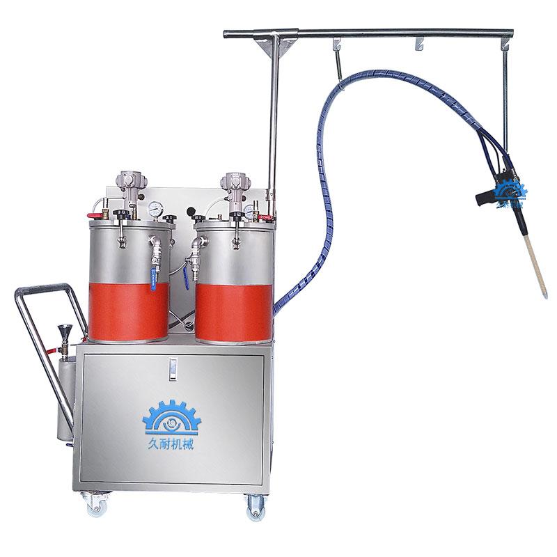 聚氨酯灌胶机丨胶辊、胶轮灌注配胶设备