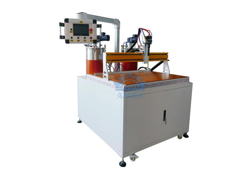 双组份灌胶机在电子封装领域的应用