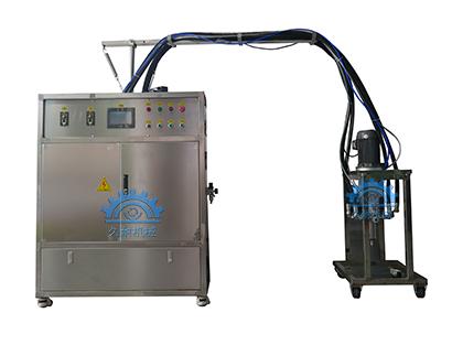 厂家定制供应双组份硅橡胶发泡设备